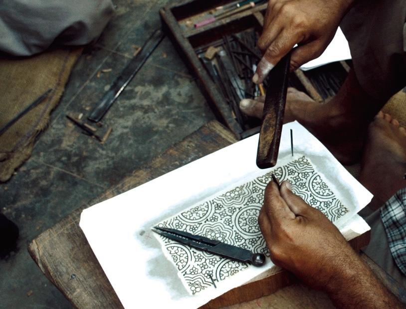 Traditional Riyal design