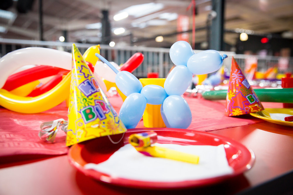 we can supply everything to make you childs birthday party the best in essex