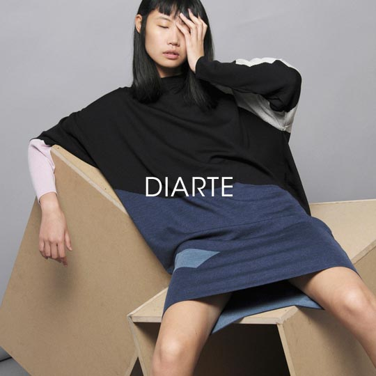 Shop Diarte at 69b Boutique.