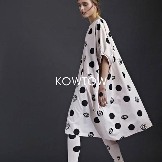 Shop Kowtow at 69b Boutique.