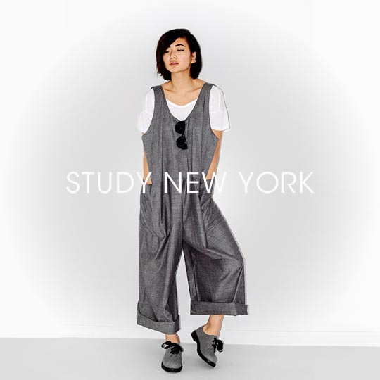 Shop Study New York at 69b Boutique.