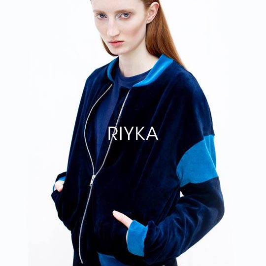 Shop Riyka at 69b Boutique.