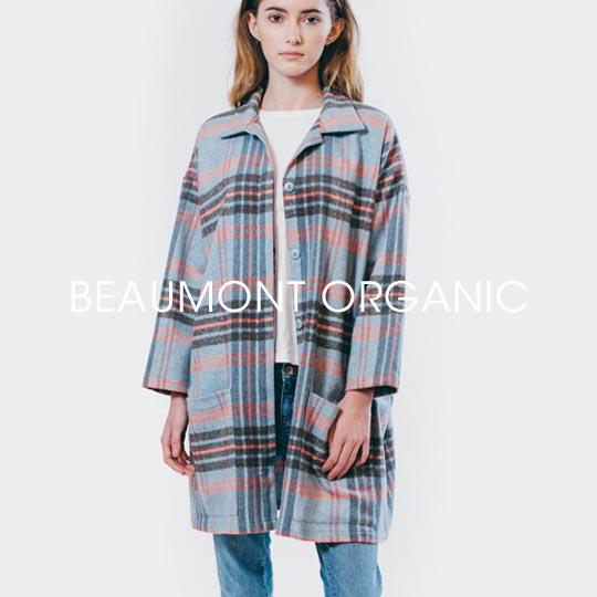 Shop Beaumont Organic at 69b Boutique.