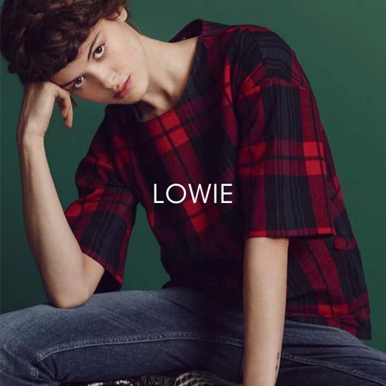 Shop Lowie at 69b Boutique.