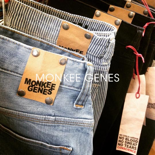 Shop Monkee Genes at 69b Boutique.