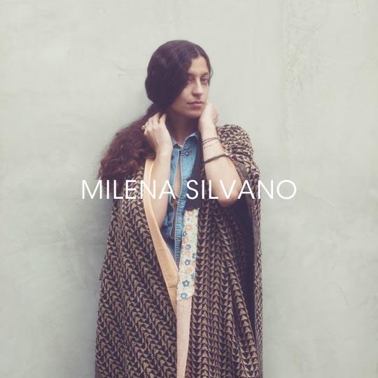 Shop Milena Silvano at 69b Boutique.