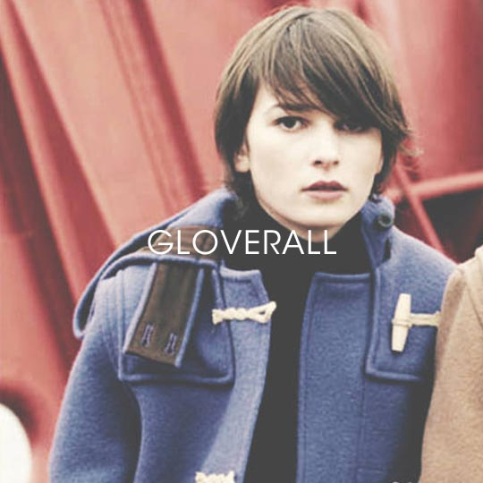 Shop Gloverall at 69b Boutique.