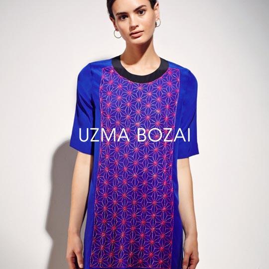 Shop Uzma Bozai at 69b Boutique.