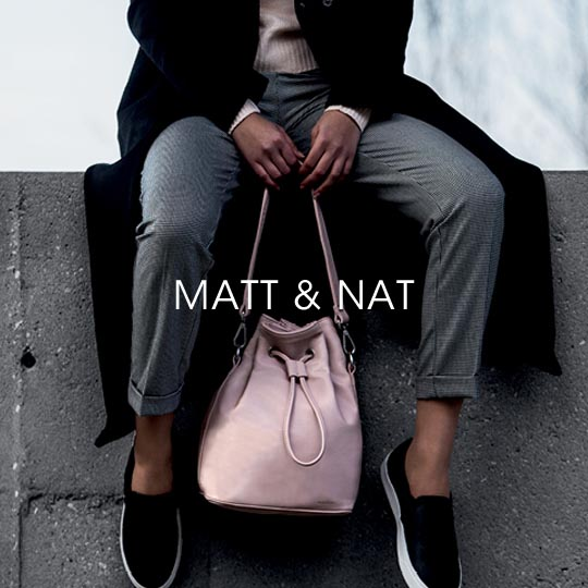 Shop Matt & Nat at 69b Boutique.