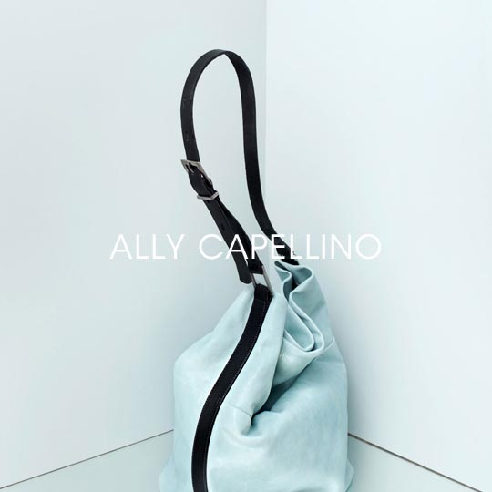 Shop Ally Capellino at 69b Boutique.