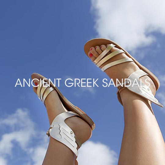 Shop Ancient Greek Sandals at 69b Boutique.