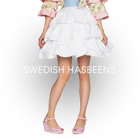 Shop Swedish Hasbeens at 69b Boutique.