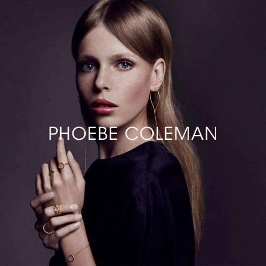 Shop Phoebe Coleman at 69b Boutique.