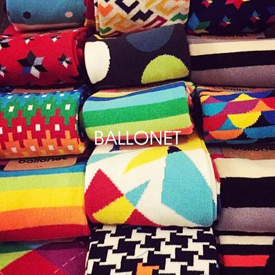Shop Ballonet at 69b Boutique.