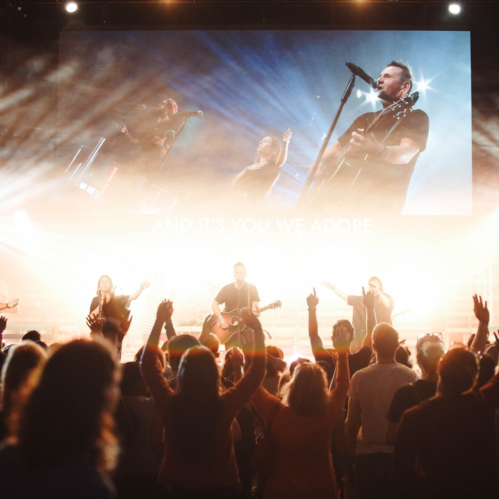 Bright City - Bright City is a family of artists who serve and lead the worship life of St Peter's Brighton. With authentic and brave creativity, their vision is to see their church, their city, and the world come alive through worshipping Jesus.