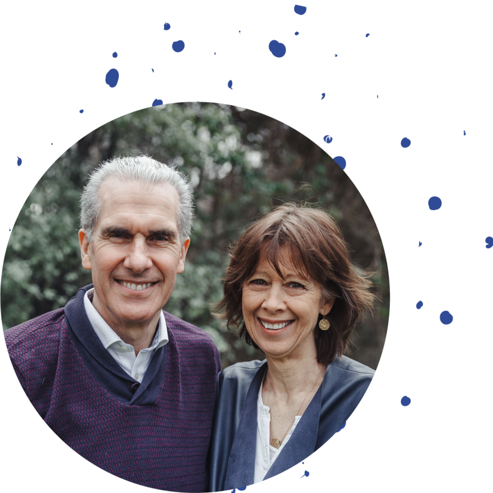 Nicky & Pippa Gumbel - Nicky and Pippa Gumbel together lead Holy Trinity Brompton (HTB). They are the pioneers of Alpha, an introduction to the Christian faith, and together they write a commentary on the Bible in One Year.