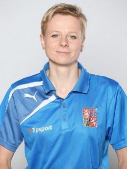 Lenka Bartošová -Česká ženská reprezentace florbal -asistent trenéra +hlavní trenér FBC Crazy LBC