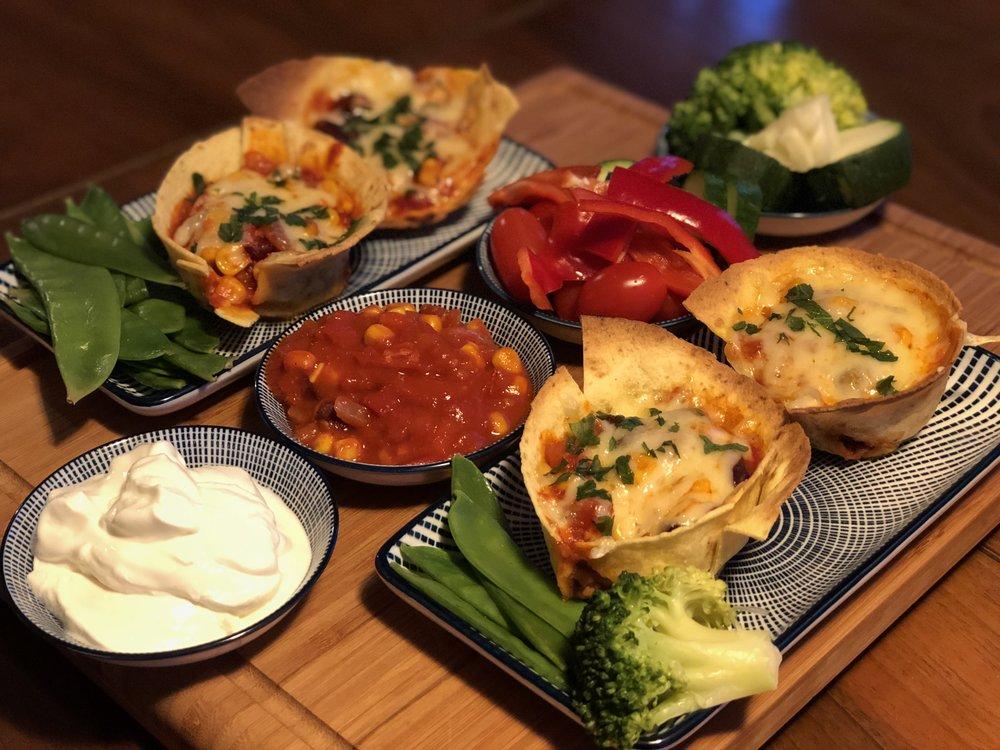 Mexické jídlo podomácku
