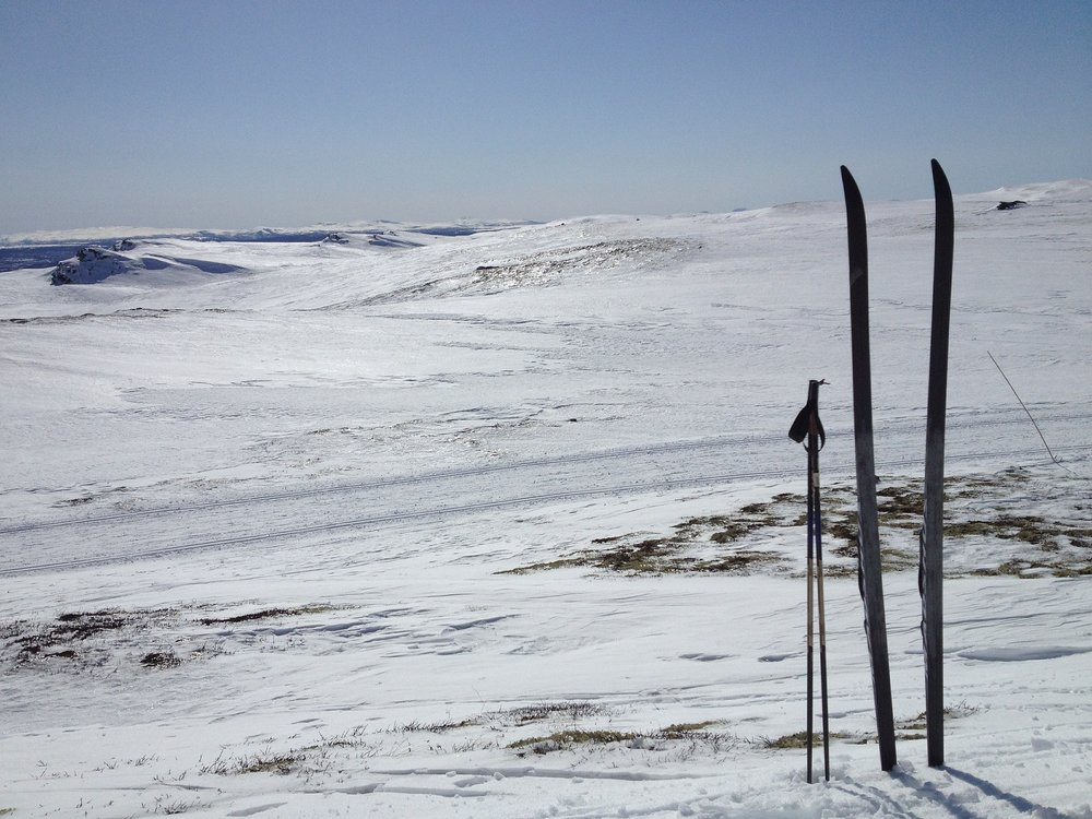 Er du gravid og har spørsmål rundt det å gå på ski?
