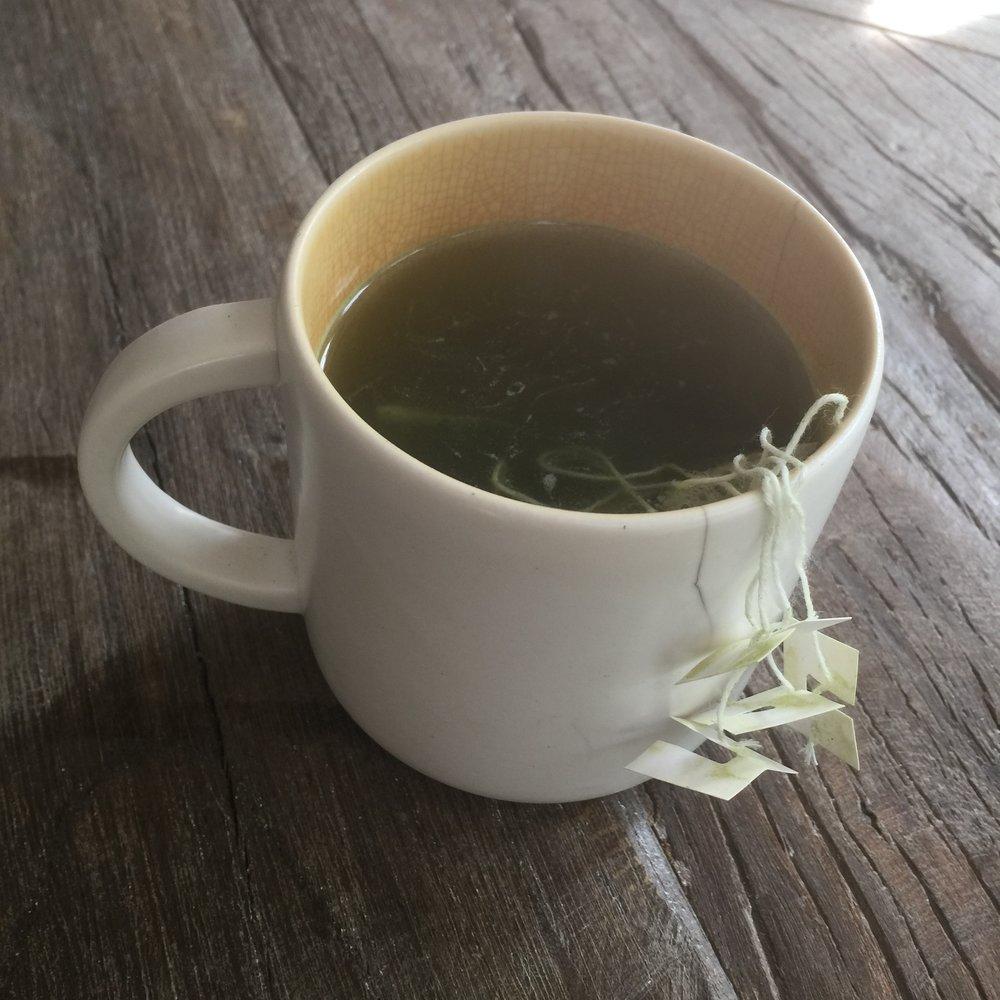 Steep the tea