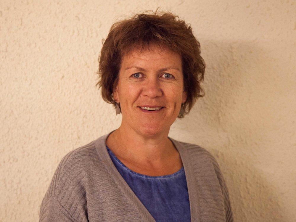 Grethe Bruce - Styreleder