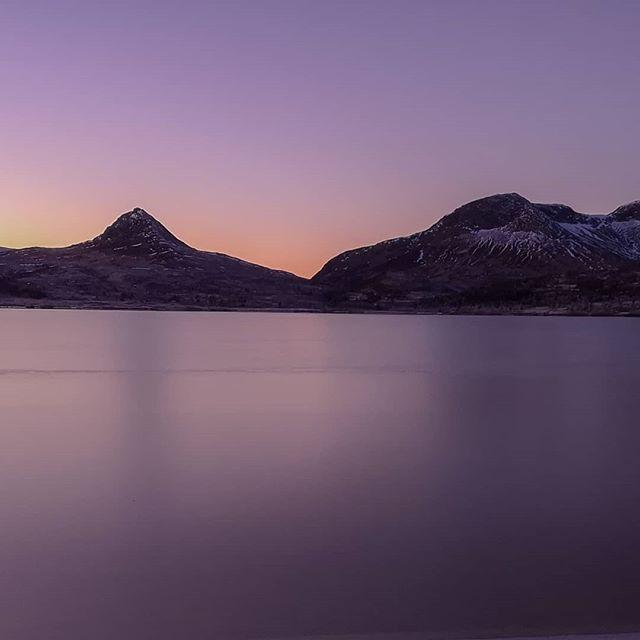 Skøyteis på Lakavatnet.  #fjellstyreneilierne #fjellstyrene #lierne