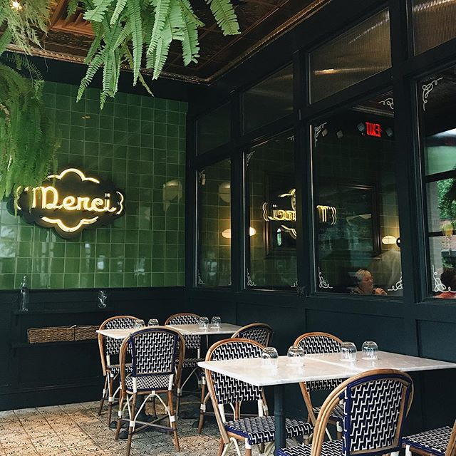 When you can't go to Paris, you can always just go to @bread_and_butterfly . . . . #inmanpark #oldfourthward #atlanta #atl #weloveatl #atlantaeats #eateratlanta #neighborhood #atlantarestaurants #exploreyourworld #exploreyourcity #citylife #paris #frenchfood #patisserie #frenchinspired #instafood #instafoodie #mmmmm #bistro #fernlove #interiorstyle #breadandbutterfly #visitgeorgia #atlantablogger #travelblog #eatandtravel #inmyhood #merci