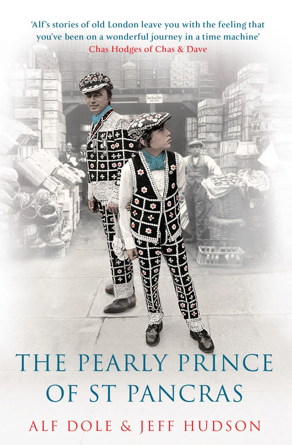 Book about Alf Dole The Pearly Prince of St Pancras
