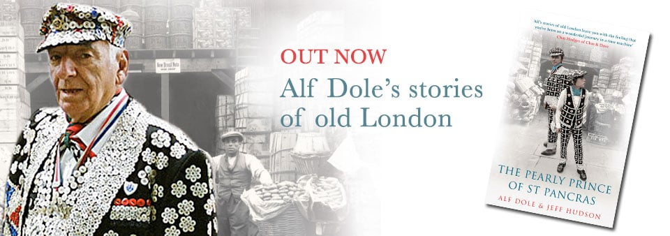 Alf Dole's stories of old London-banner