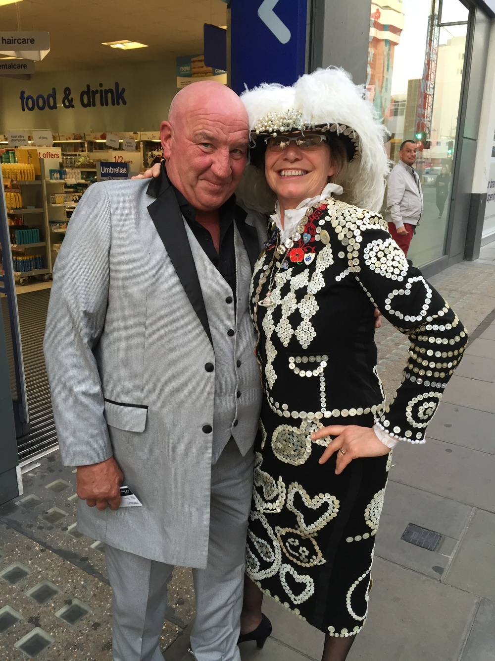 Dave Courtney a proper geezer.
