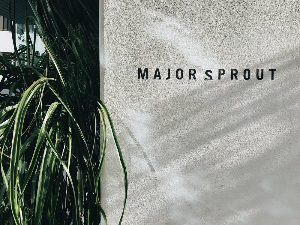 major sprout