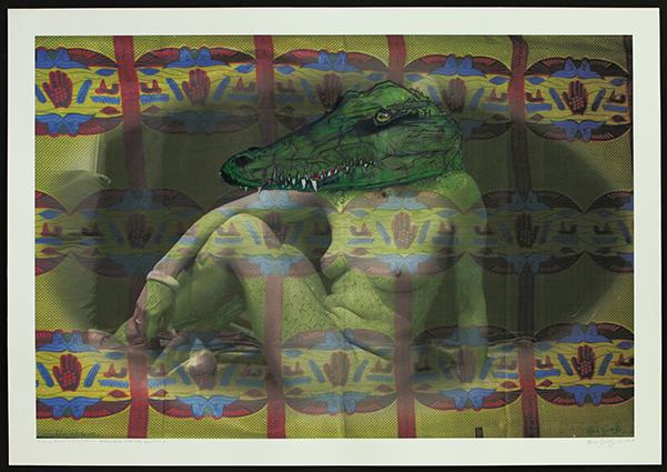 Crocidilus niloticus - (Crocodile) (2017)
