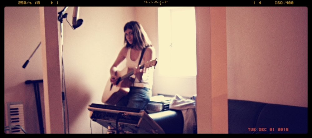 claudia in studio.JPG