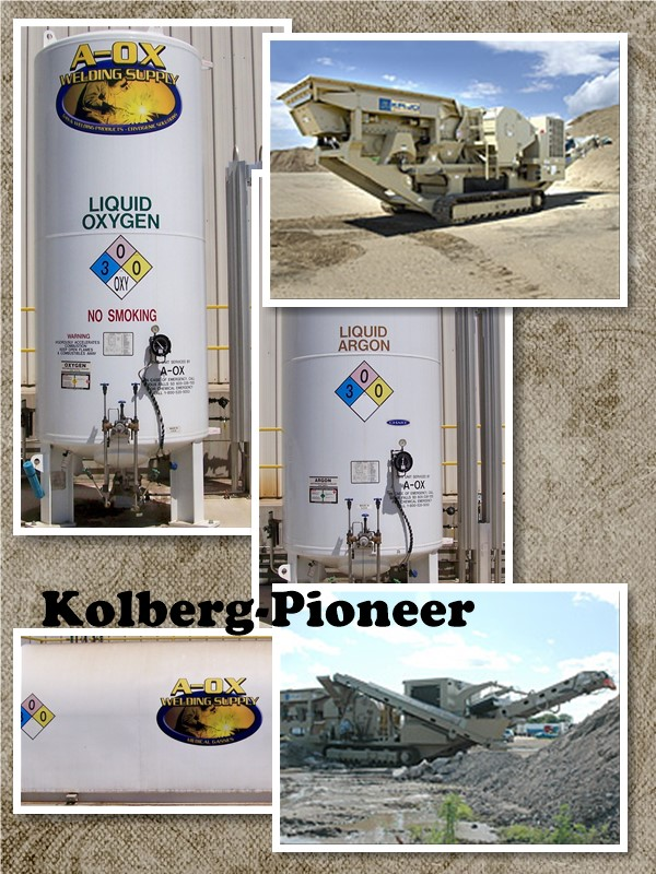 Kolberg Pioneer Liquid Argon & Oxygen