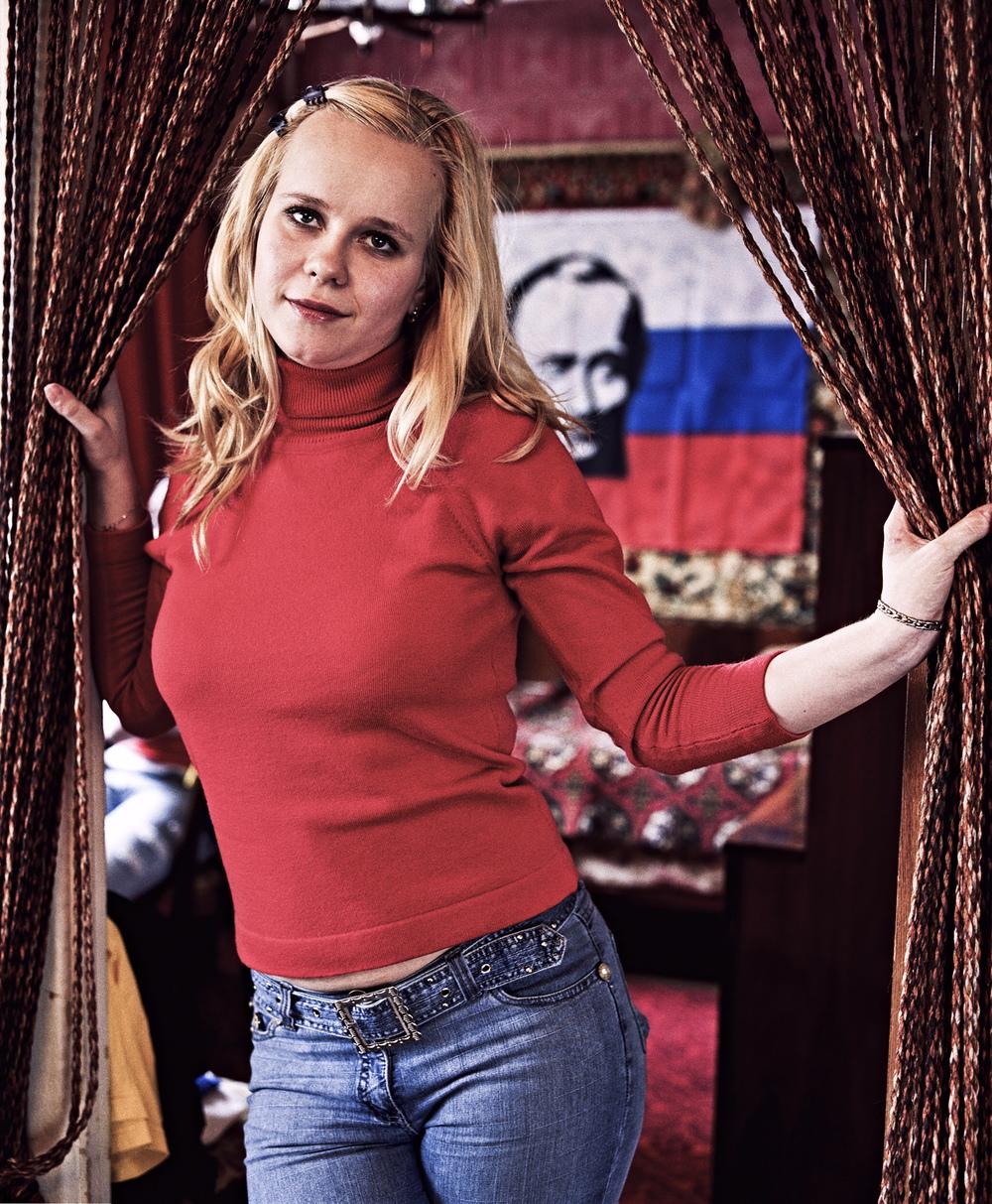 Tanya Arkhipova