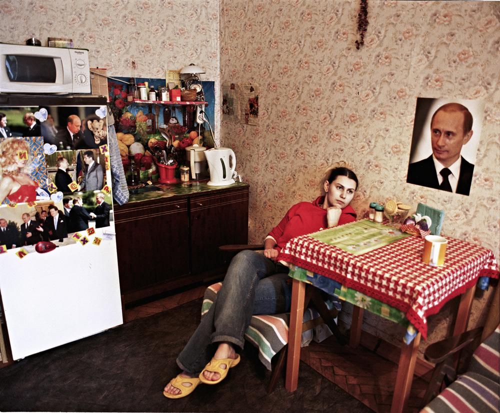 Nadya Toporivskaya's kitchen