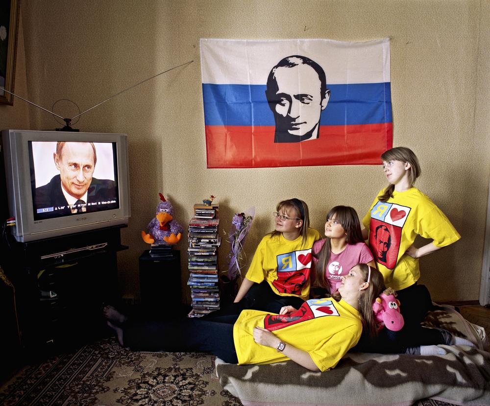 FC Putin girls