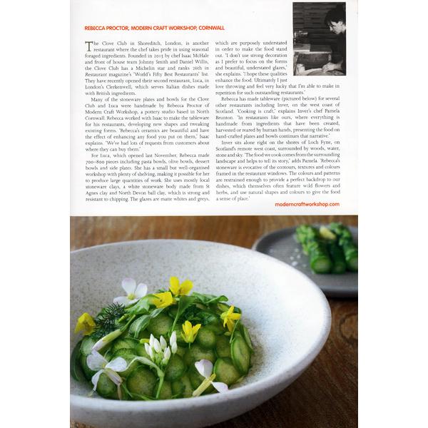 Ceramic Review - October 2017
