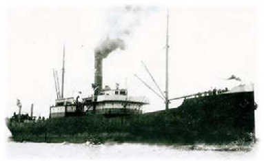 This is the Amicitia which is a similar ship built by the same builder, Bergens Mekaniske Verksteder