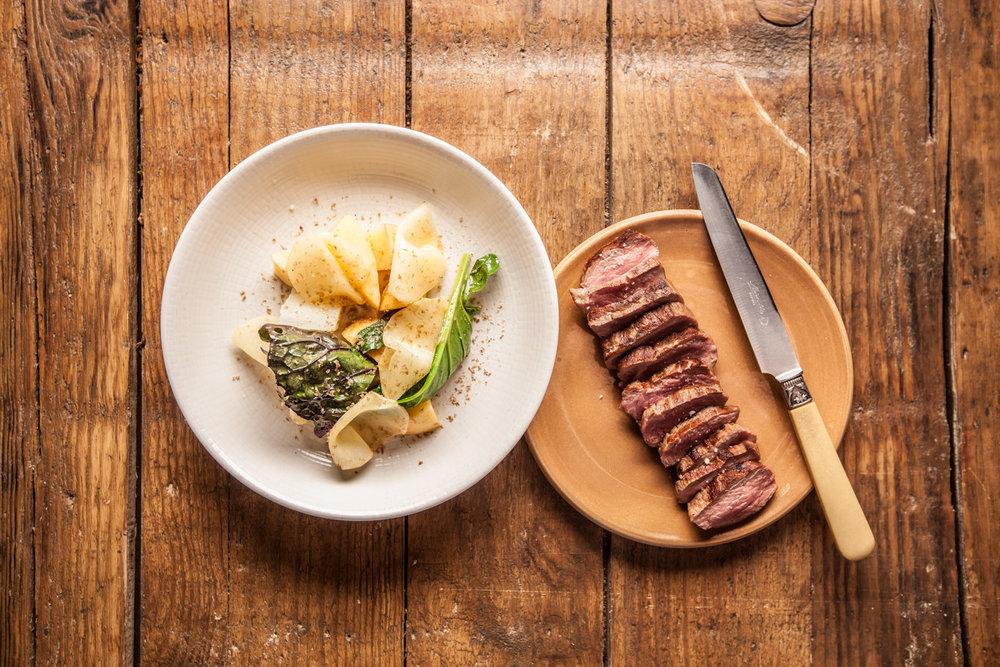Lamb & turnip