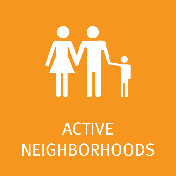 Active Neighborhoods