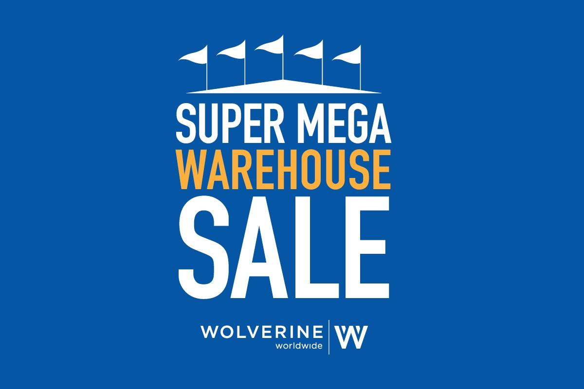 bdd37d63292 Wolverine Worldwide Super Mega Warehouse Sale — Heart of West ...