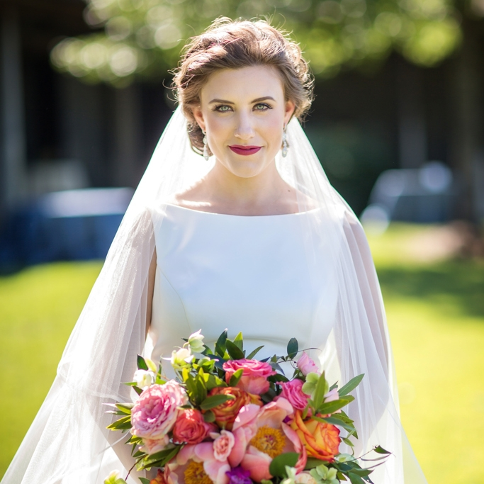 MRS. MEGAN TURCOTT FRAME  Photographer | Followell Fotography Dress | Paloma Blanca Planner | Signature Occasions