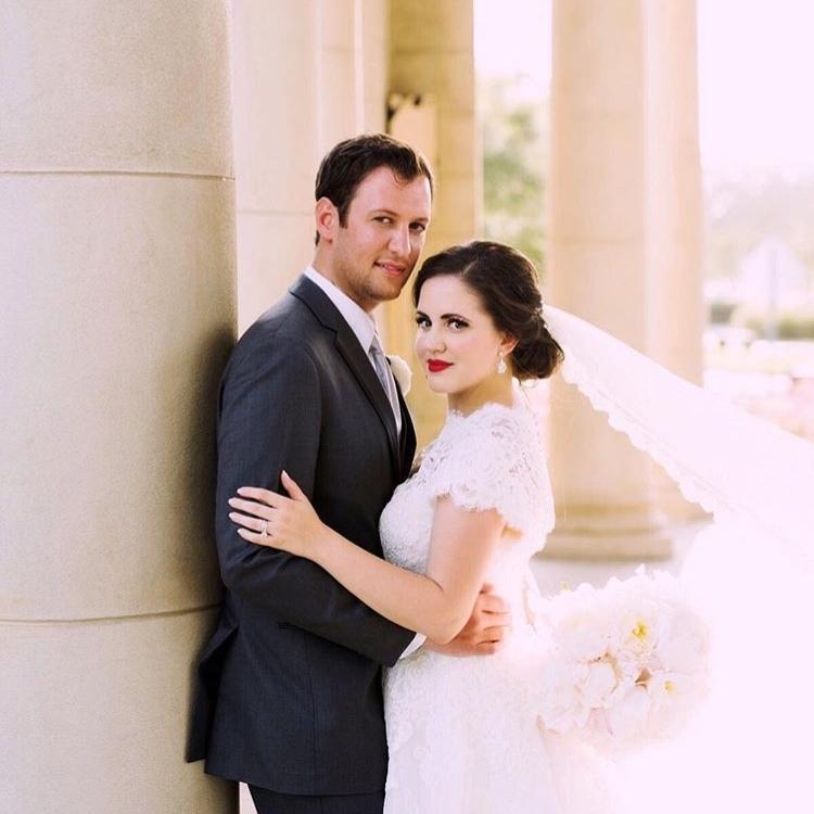 MRS. VICTORIA JENKINS COLE   Photographer | Collin Richie Photo Dress | Custom Hayley Paige + Heidi Elnora
