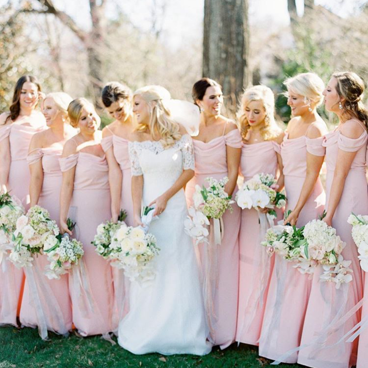 MRS. CAROLINE WALDEN   Photographer | B.Flint Photography Dress | Heidi Elnora