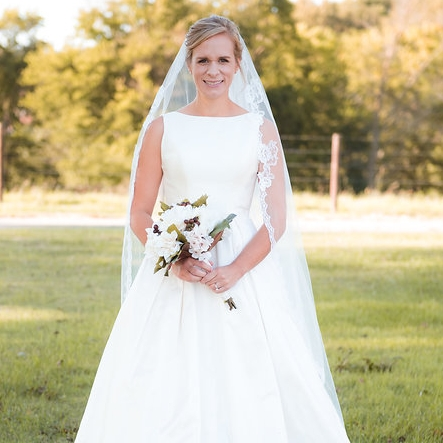 MRS. SUSAN HEAD LAWRENCE   Dress | Martina Liana