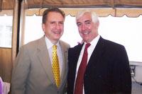 David and Former Senator Arlen Specter