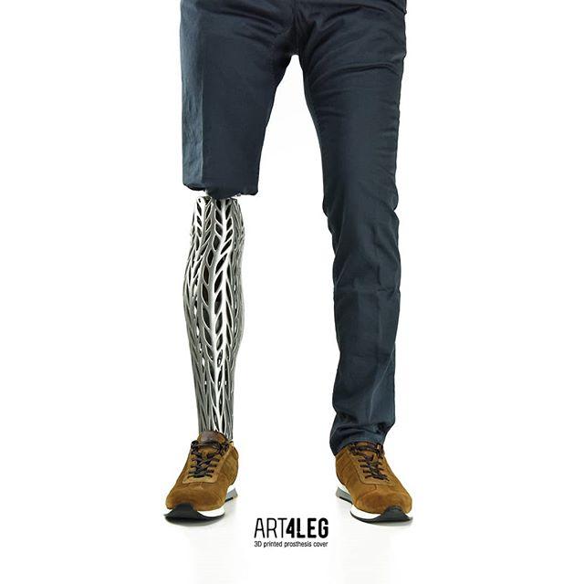 ART4LEG ORGANIC COLLECTION 2018 Design STUDIOVACEK  #art4leg #cleg #tomasvacekdesign #prostheticfashion #prosthetics #amputee #amputeelifestyle #organic #3dprint #print3d #milandesignweek #designweek #fashionweek #vogue #forbes #studiovacek #czechdesign #hp3dprinting #otworld18