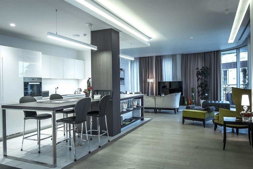 Тип апартаментов №4