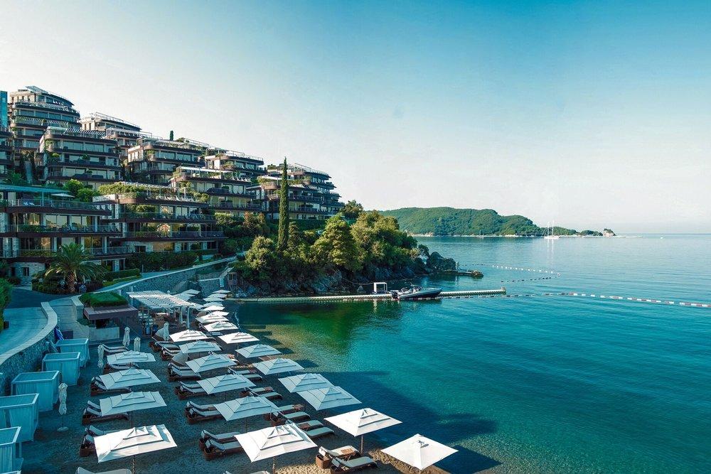 Лучший ресторан в Черногории, Будва - Dukley Beach Lounge